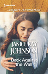 janice kay johnson's back against the wall